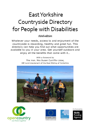 front cover of East Yorkshire directory