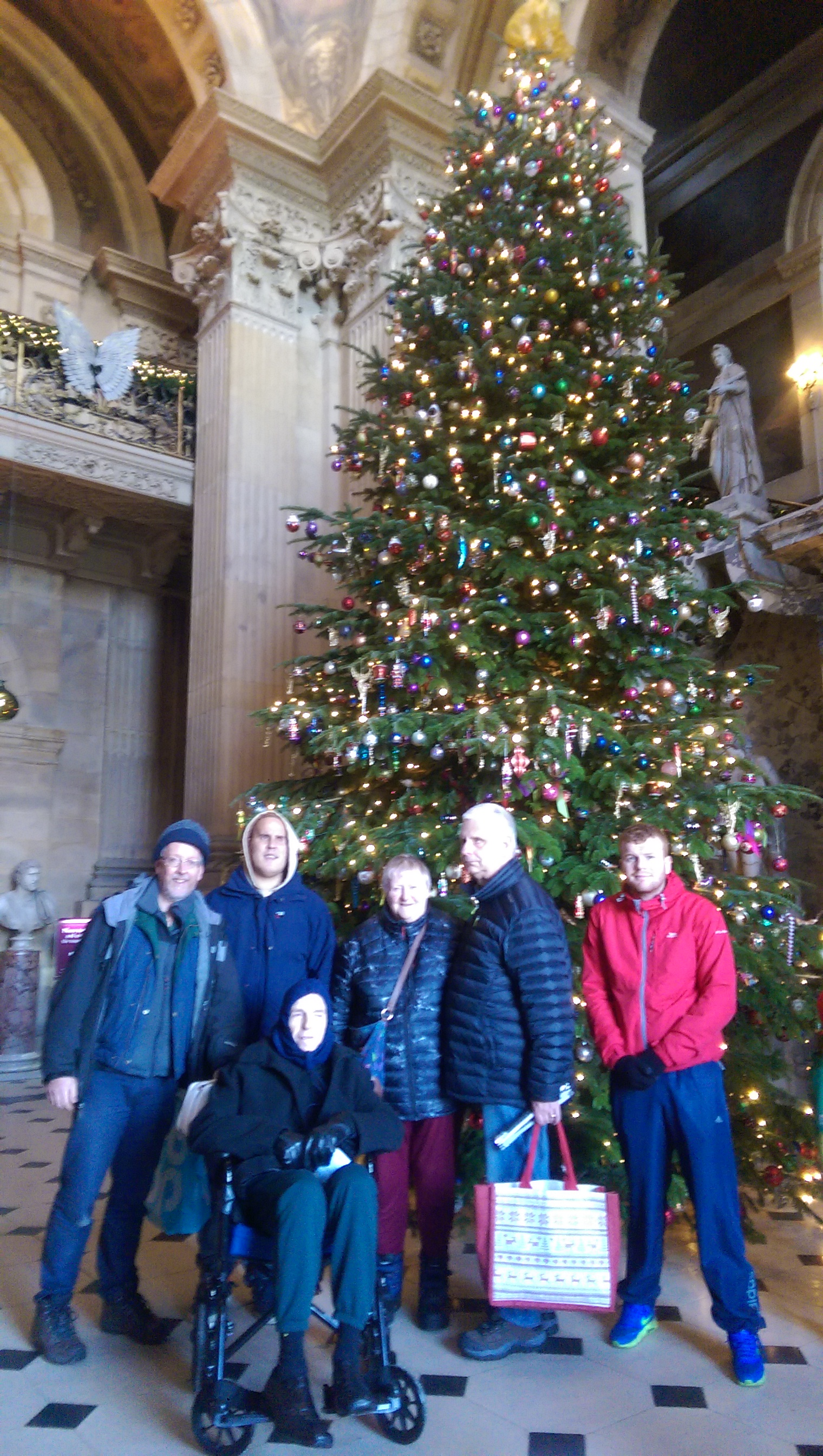 Castle Howard Christmas Outing