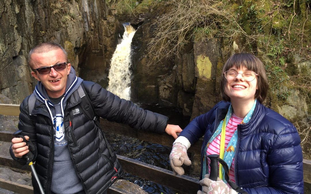 Wild about Waterfalls, Wilberforce and Wales!