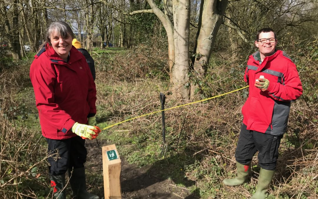 Betty's Grant to Benefit Nature in Lower Wharfedale