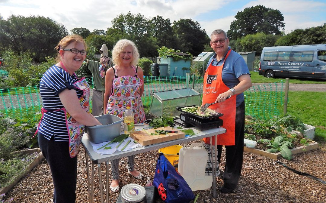 Celebrating National Allotments Week