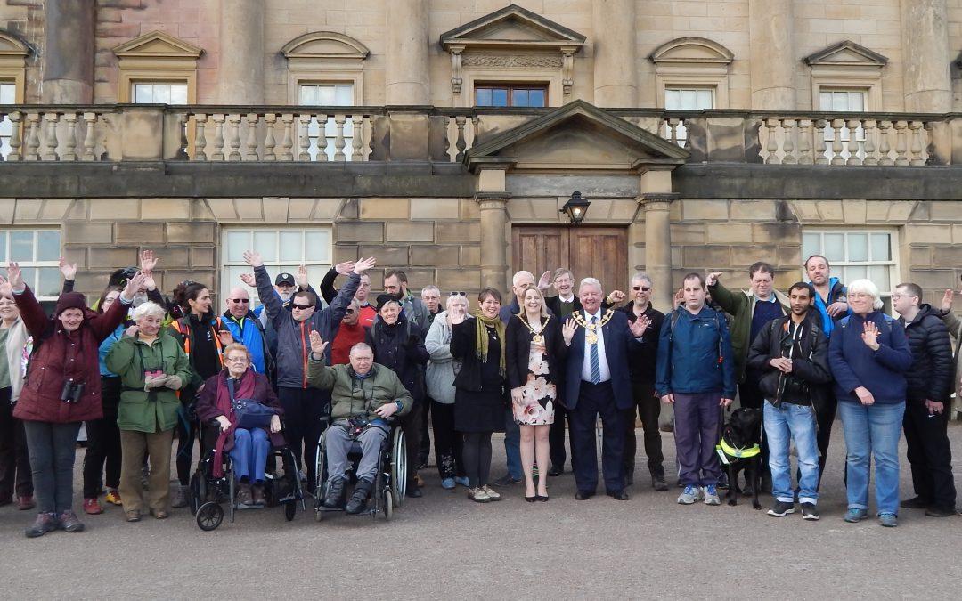 We were all Wild about Wakefield!