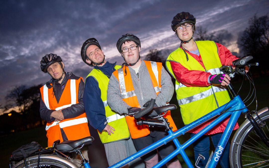 We've Cycled Around the World!
