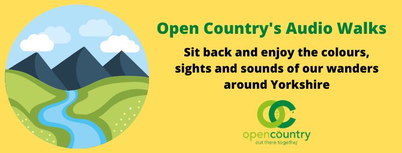Open Country's Audio Walks